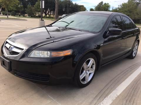 2005 Acura TL for sale at Safe Trip Auto Sales in Dallas TX