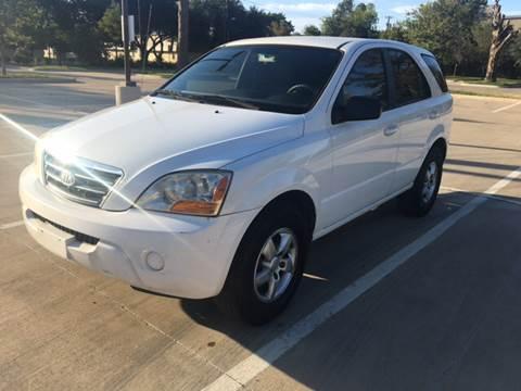 2008 Kia Sorento for sale at Safe Trip Auto Sales in Dallas TX