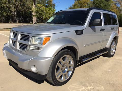 2011 Dodge Nitro for sale at Safe Trip Auto Sales in Dallas TX