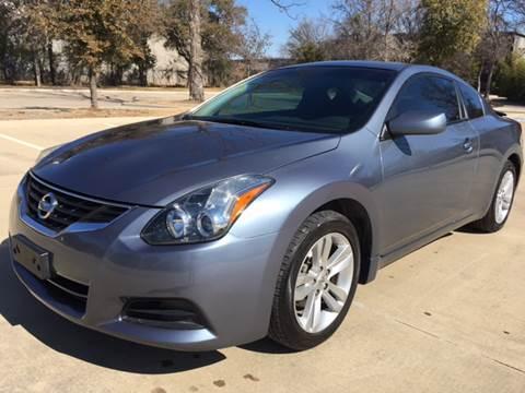 2011 Nissan Altima for sale at Safe Trip Auto Sales in Dallas TX