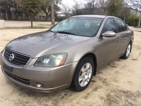 2006 Nissan Altima for sale at Safe Trip Auto Sales in Dallas TX