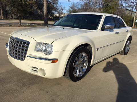 2006 Chrysler 300 for sale at Safe Trip Auto Sales in Dallas TX
