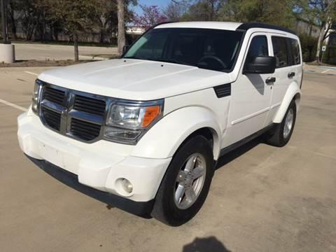 2007 Dodge Nitro for sale at Safe Trip Auto Sales in Dallas TX