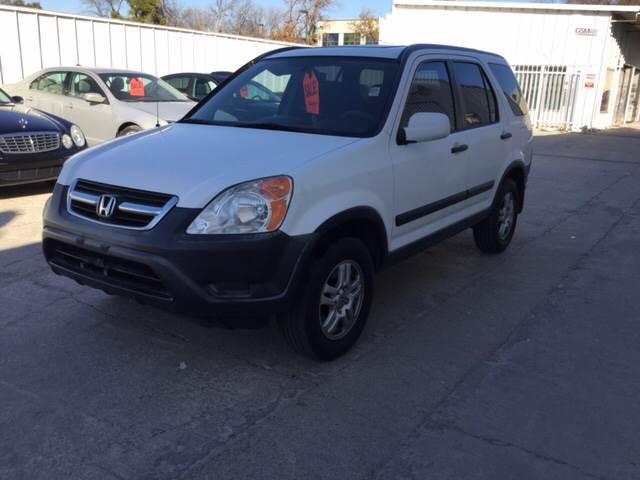 2003 Honda CR-V for sale at Safe Trip Auto Sales in Dallas TX