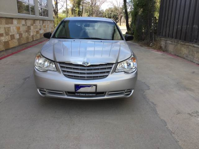 2009 Chrysler Sebring for sale at Safe Trip Auto Sales in Dallas TX