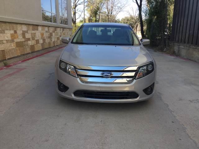 2010 Ford Fusion for sale at Safe Trip Auto Sales in Dallas TX