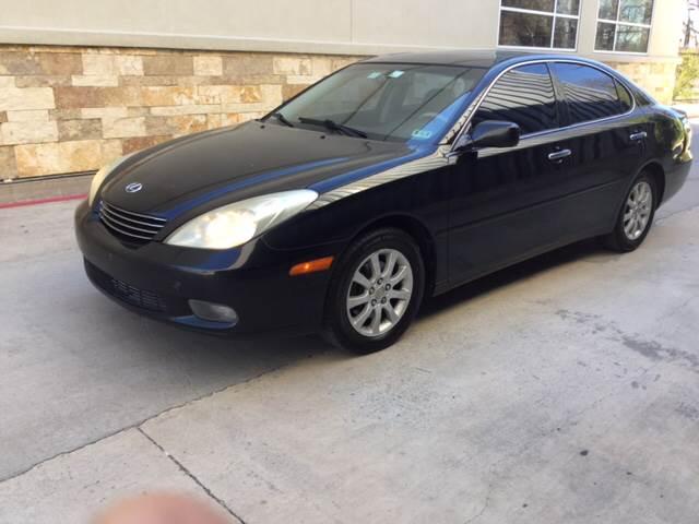 2002 Lexus ES 300 for sale at Safe Trip Auto Sales in Dallas TX