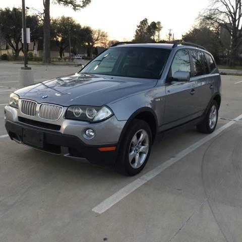 2007 BMW X3 for sale at Safe Trip Auto Sales in Dallas TX