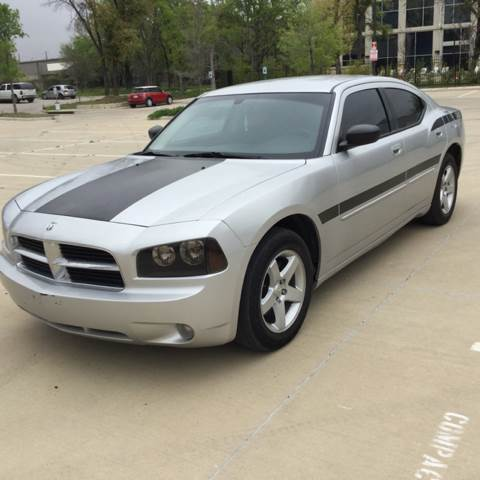2010 Dodge Charger for sale at Safe Trip Auto Sales in Dallas TX