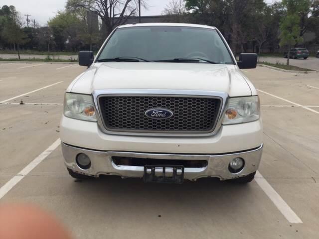 2007 Ford F-150 for sale at Safe Trip Auto Sales in Dallas TX
