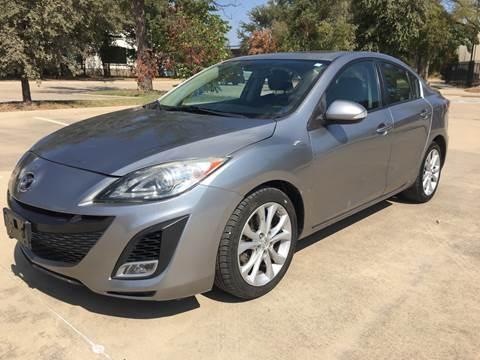 2010 Mazda MAZDA3 for sale in Dallas, TX