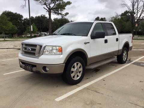 2006 Ford F-150 for sale at Safe Trip Auto Sales in Dallas TX
