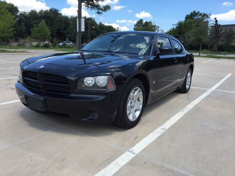 2006 Dodge Charger for sale at Safe Trip Auto Sales in Dallas TX
