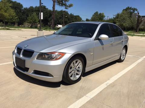 2007 BMW 3 Series for sale at Safe Trip Auto Sales in Dallas TX