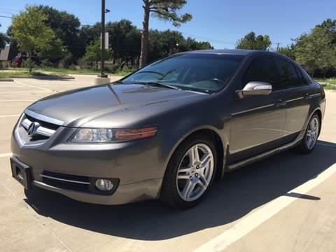 2008 Acura TL for sale at Safe Trip Auto Sales in Dallas TX