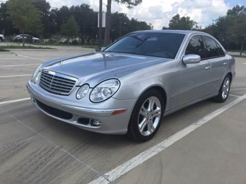 2005 Mercedes-Benz E-Class for sale in Dallas, TX