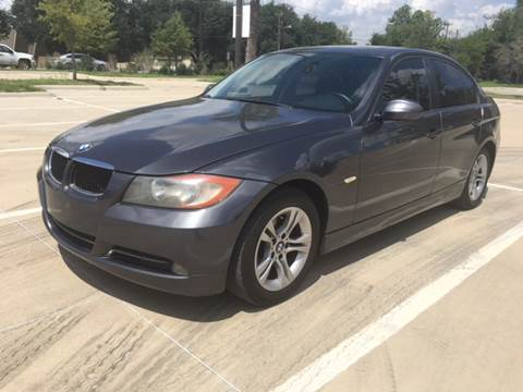 2008 BMW 3 Series for sale at Safe Trip Auto Sales in Dallas TX
