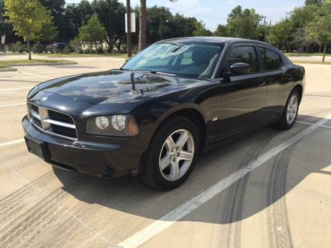 2008 Dodge Charger for sale at Safe Trip Auto Sales in Dallas TX
