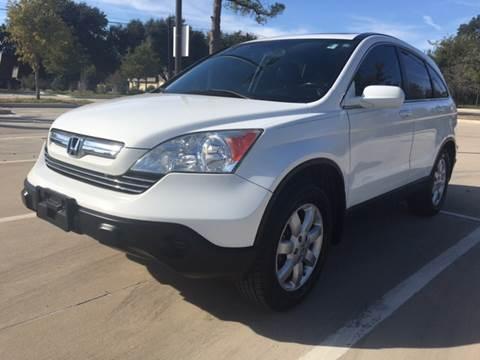 2009 Honda CR-V for sale at Safe Trip Auto Sales in Dallas TX