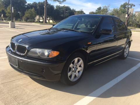 2004 BMW 3 Series for sale at Safe Trip Auto Sales in Dallas TX
