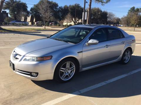 2007 Acura TL for sale at Safe Trip Auto Sales in Dallas TX