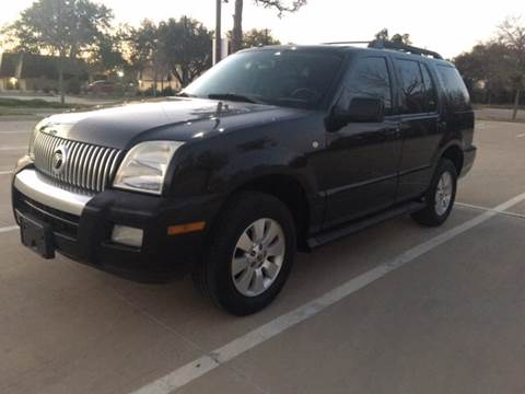 2006 Mercury Mountaineer for sale at Safe Trip Auto Sales in Dallas TX