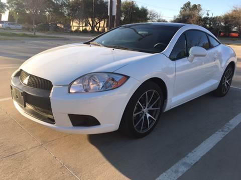 2012 Mitsubishi Eclipse for sale at Safe Trip Auto Sales in Dallas TX