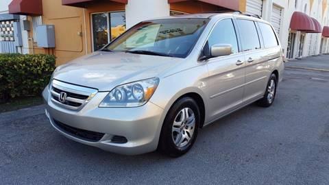 2005 Honda Odyssey for sale in Miami, FL