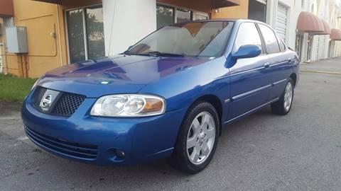 2006 Nissan Sentra for sale in Miami, FL