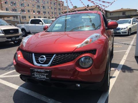 2012 Nissan JUKE for sale in Bell, CA
