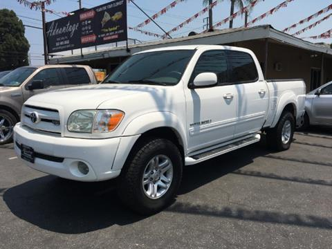 2006 Toyota Tundra for sale in Bell, CA