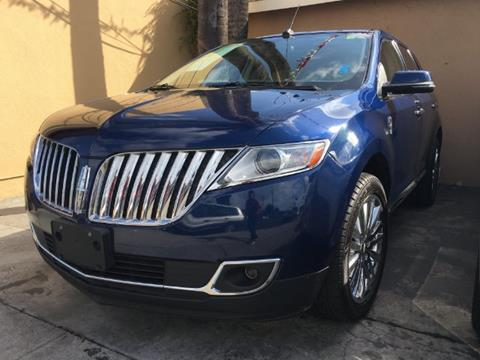 2012 Lincoln MKX for sale in Bell, CA