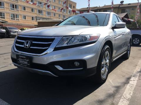 2014 Honda Crosstour for sale in Bell, CA