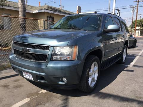 2008 Chevrolet Tahoe for sale in Bell, CA