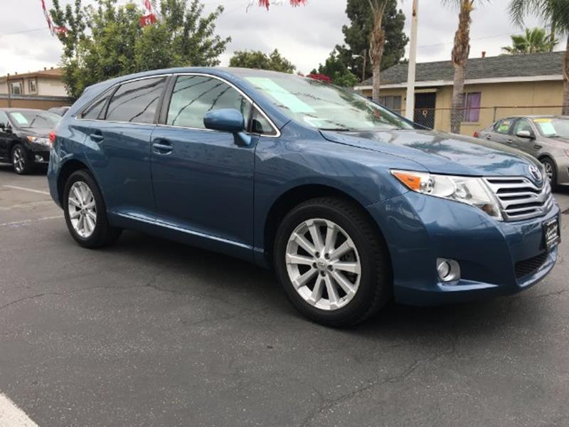 2010 Toyota Venza for sale at ADVANTAGE AUTO SALES INC in Bell CA