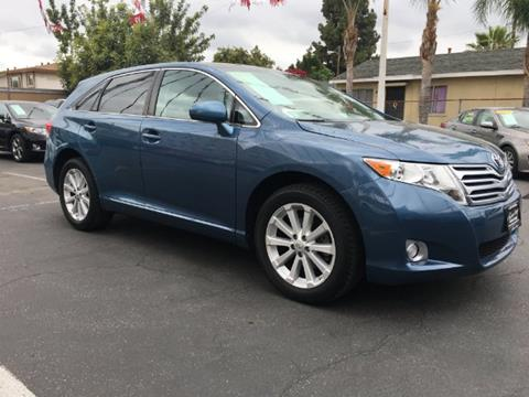 2010 Toyota Venza for sale at ADVANTAGE AUTO SALES INC in Bell CA