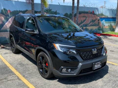 2019 Honda Passport for sale at ADVANTAGE AUTO SALES INC in Bell CA