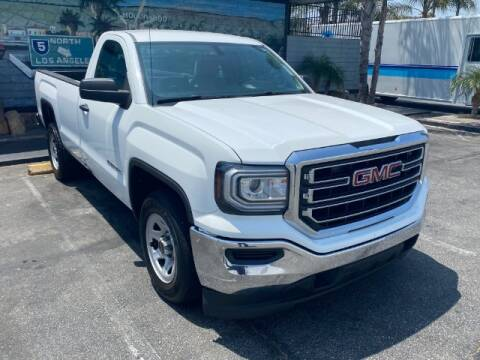 2016 GMC Sierra 1500 for sale at ADVANTAGE AUTO SALES INC in Bell CA