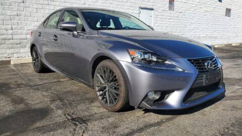 2014 Lexus IS 250 for sale at ADVANTAGE AUTO SALES INC in Bell CA