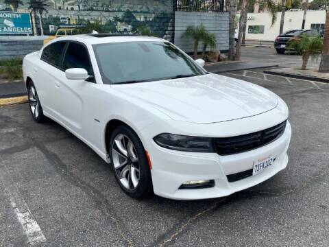 2016 Dodge Charger for sale at ADVANTAGE AUTO SALES INC in Bell CA