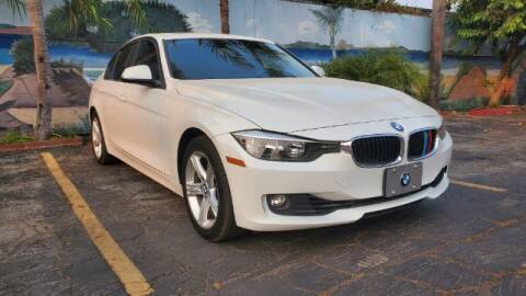 2015 BMW 3 Series for sale at ADVANTAGE AUTO SALES INC in Bell CA