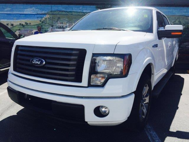 2012 Ford F-150 for sale at ADVANTAGE AUTO SALES INC in Bell CA