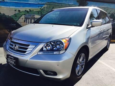 2009 Honda Odyssey for sale in Bell, CA