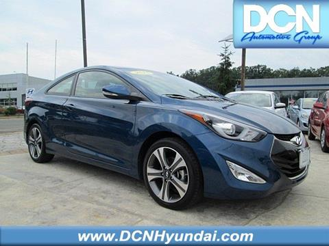 2014 Hyundai Elantra Coupe for sale in Monmouth Junction, NJ