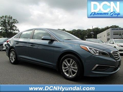 2017 Hyundai Sonata for sale in Monmouth Junction, NJ
