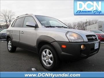 2005 Hyundai Tucson for sale in Monmouth Junction, NJ
