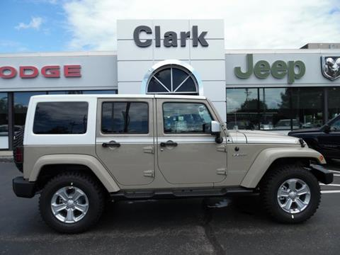 2017 Jeep Wrangler Unlimited for sale in Methuen MA