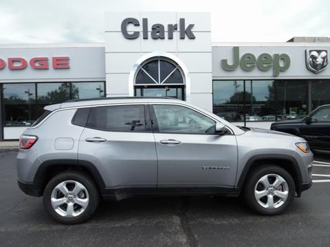 2017 Jeep Compass for sale in Methuen MA