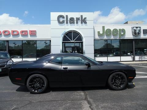 2017 Dodge Challenger for sale in Methuen MA