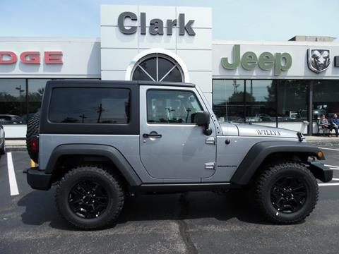 2017 Jeep Wrangler for sale in Methuen MA